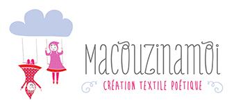 Macouzinamoi - Atelier de couture & créations textiles pétillantes