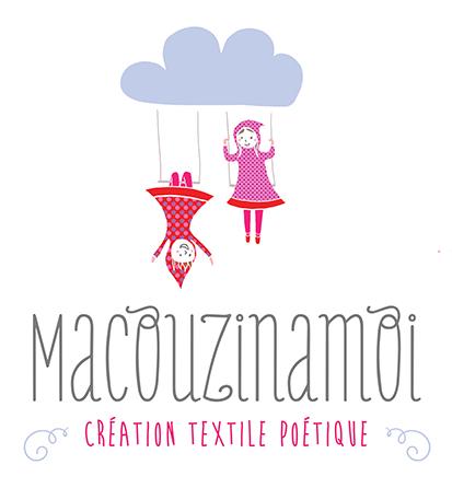 Macouzinamoi - Des créations textiles poétiques à câliner