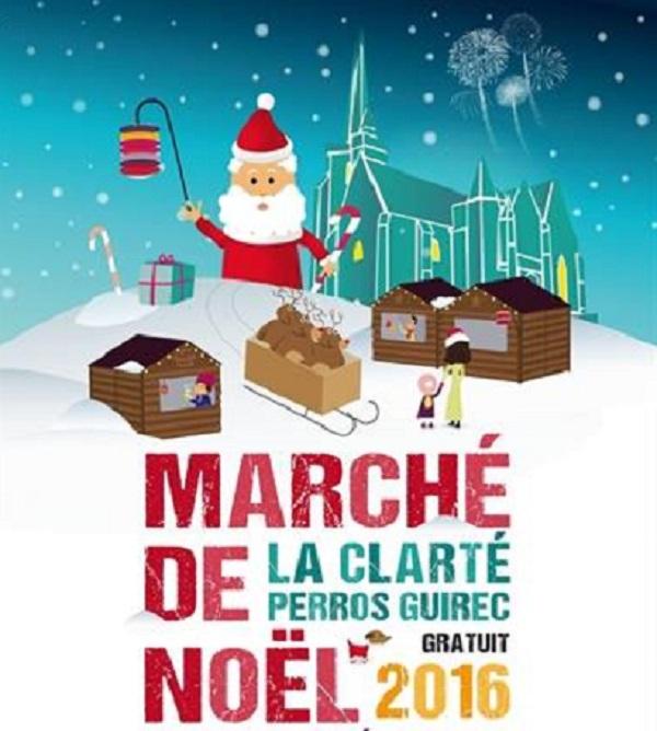 Retrouvez Macouzinamoi au marché de Noël de La Clarté (Perros-Guirec) du 9 au 11 décembre!