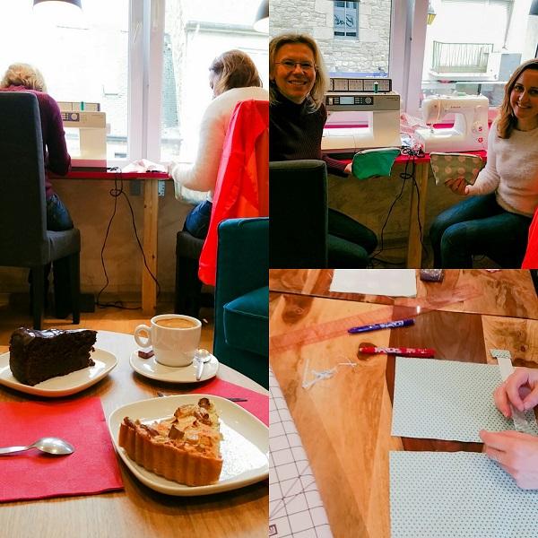 Nouveau! Ateliers café-couture Macouzinamoi au Bouche à Oreille de Lannion